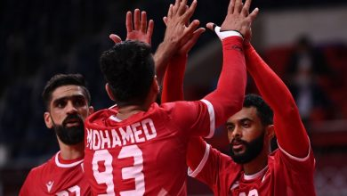 صورة يد البحرين تبلغ ربع نهائي منافسات كرة اليد في الألعاب الأولمبية بعد خسارة البرتغال أمام اليابان 3130