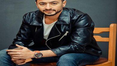 """صورة """"أم أحمد مجمعة الحبايب"""".. حمادة هلال ينشر فيديو مع محمد لطفي وعماد زيادة"""