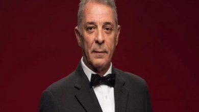 """صورة محمود حميدة ينشر صور من كواليس فيلم """"العارف"""""""