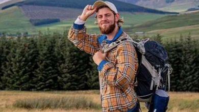 صورة نهاية مأساوية لـ«يوتيوبر»شهير خلال تصوير مقطع فيديو أعلى جبل
