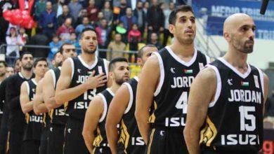 صورة صقور الأردن يتأهلون الى نهائي كأس الملك عبدالله لكرة السلة