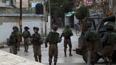 صورة إذاعة الجيش: فشل اعتقال عدد آخر من خلية حماس الليلة