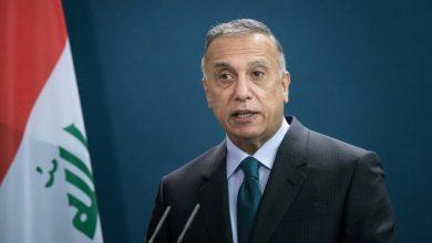 صورة بدعوة من الرئيس الإيراني..رئيس وزراء العراق يصل إلى طهران لبحث القضايا المشتركة .
