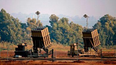 صورة حماس تُدين الدعم الأمريكي لنظام القبة الحديدية الإسرائيلي .