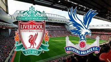 صورة مشاهدة مباراة ليفربول وكريستال بالاس بث مباشر يلا شوت اليوم السبت 18/9/2021 .