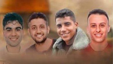 صورة عقب انتزاع قرار قضائي من محكمة إسرائيلية..محامو أسرى جلبوع الأربعة سيلتقون بهم الليلة .