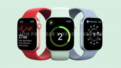 صورة موعد إطلاق ساعة آبل Apple Watch Series 7 .. المميزات والمواصفات .