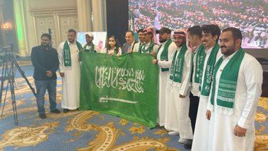 صورة القنصلية السعودية في الإسكندرية تحتفل بالعيد الوطني الـ91 للمملكة (صور)