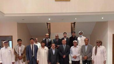 صورة السفارة اليمنية في سلطنة عمان تحتفل بالعيد الوطني الـ 59 لثورة 26 سبتمبر