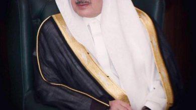 صورة أمير تبوك يواسي الخريصي في وفاة ابن شقيقه  أخبار السعودية