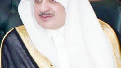 صورة أمير تبوك يواسي أسرة الخريصي في فقيدهم  أخبار السعودية