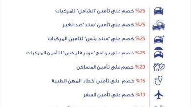 صورة «التعاونية» تطلق عروضاً مميزة على تأمينات الأفراد والطبي بخصومات تصل إلى 25%  أخبار السعودية