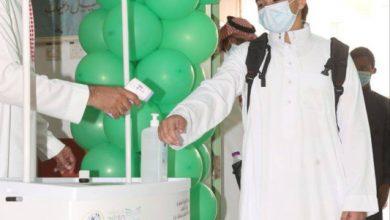 صورة «التعليم»: إلغاء شرط قياس الحرارة في بوابات المدارس  أخبار السعودية