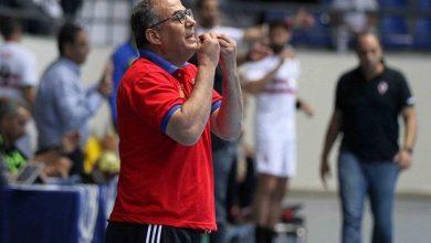 صورة مصدر لمصراوي: الأهلي يجدد الثقة في طارق محروس لقيادة فريق اليد