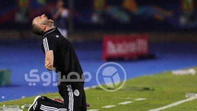 صورة مدرب الجزائر: سعيد باللعب في مصر مجددا.. ونحتاج جماهيرنا