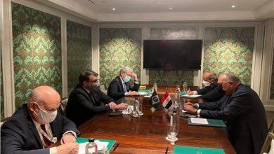 صورة شكري يلتقي نظيره البرازيلي لبحث العلاقات الثنائية بين البلدين