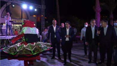 صورة العناني يُشارك في ختام احتفالات محافظة البحر الأحمر بيوم السياحة العالمي
