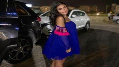 """صورة ريهام حجاج تنشر صورا لشقيقتها الصغرى.. والجمهور: """"نسخة منك"""""""
