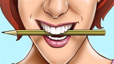 صورة لماذا يمكن لإمساك قلم رصاص بفمك أن يجعلك تشعر بالسعادة؟