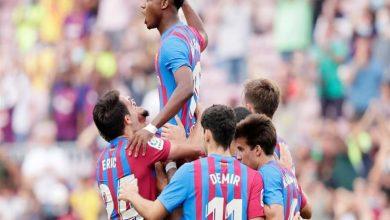صورة برشلونة يعود لنغمة الانتصارات بثلاثية في ليفانتي بالليجا