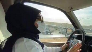 صورة بالفيديو.. أول سعودية تقود سيارة إسعاف تكشف عن حلمها وأغرب موقف قابلته