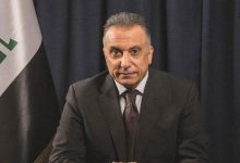 صورة رئيس وزراء العراق ينصح الناخبين بالابتعاد عن نوعين من المرشحين