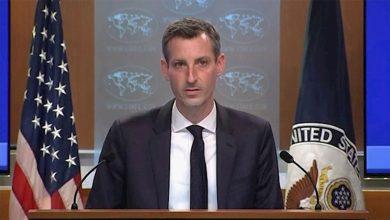 صورة إصابة المتحدث باسم الخارجية الأمريكية بفيروس كورونا