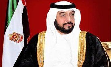 صورة رئيس الإمارات يعتمد التشكيل الوزاري الجديد للحكومة الاتحادية