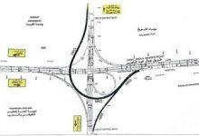 صورة «الطرق»: افتتاح آخر منحدرين ضمن مشروع طريق جمال عبدالناصر.. غدًا
