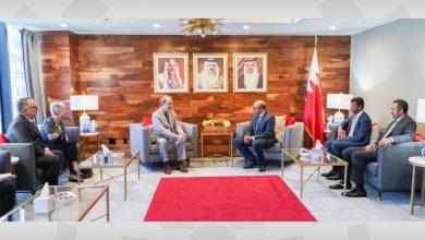 صورة وزير الخارجية يجتمع مع رئيس شؤون السياسات في اللجنة اليهودية الأمريكية
