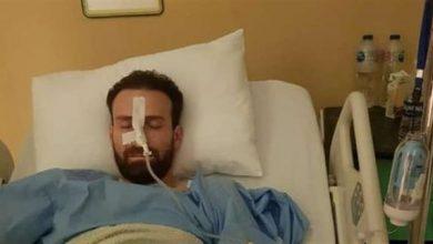 """صورة """"سمع صوت طرقعة"""".. زوجة نضال الشافعي تكشف آخر تطورات حالته الصحية (فيديو)"""