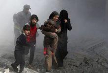 صورة تقرير للأمم المتحدة يحدد هوية القتلى المدنيين خلال 10 سنوات من النزاع في سوريا