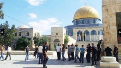 صورة مذكرة احتجاج أردنية إلى إسرائيل.. إليكم تفاصيلها