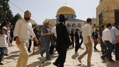 صورة مذكرة احتجاج أردنية تُطالب إسرائيل بالكف عن انتهاكاتها في الأقصى