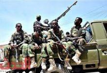 صورة | مقتل 20 شخصاً وإصابة 40 آخرين في مواجهات وسط الصومال
