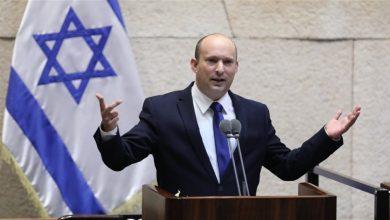 صورة رئيس وزراء إسرائيل: العلاقات بين موسكو وتل أبيب عامل مهم في سياستنا الخارجية .