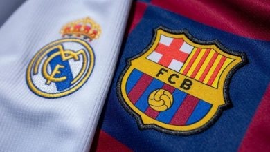 صورة بث مباشر مباراة كلاسيكو لفريق ريال مدريد وبرشلونة على يلا شوت HD اليوم الاحد 224-10-2021 .