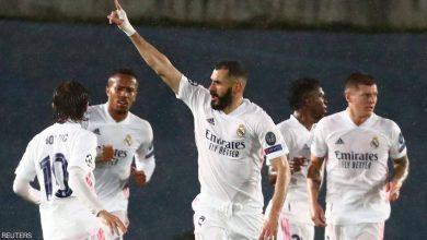 صورة مباراة ريال مدريد وأوساسونا بث مباشر اليوم الأربعاء الموافق 27-10-2021 يلا شوت HD .