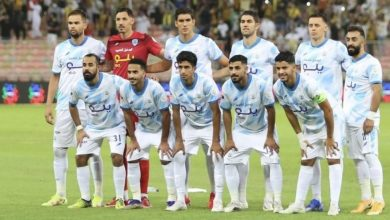 صورة بث مباشر مباراة أبها والفتح اليوم السبت 23-10-2021 على يلا شوت في الدوري السعودي .