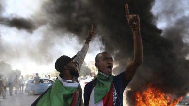 صورة الجزائر تصدر بيانًا بخصوص التطورات الميدانية الأخيرة في السودان .