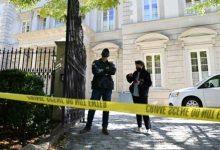 صورة الشرطة الأمريكية تدهم قصراً يملكه أوليغارشي روسي مقرب من بوتين