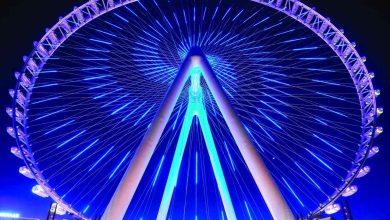 صورة عين دبي تنطلق غداً بعروض ترفيهية مميزة
