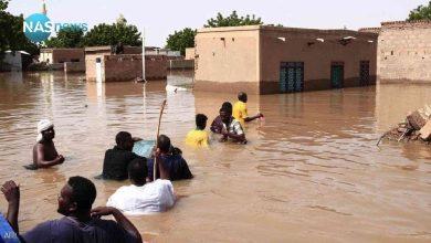 صورة أزمة إنسانية في جنوب السودان في أعقاب فيضانات مدمرة