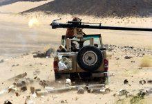 صورة مقتل 4 ضباط من قيادات الجيش الوطني في مواجهات مع مليشيا الحوثي