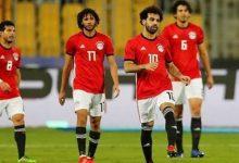 صورة ترتيب مجموعة مصر قبل موقعة أنجولا في تصفيات كأس العالم 2022