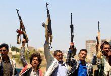 """صورة ميليشيا الحوثي تختطف 47 مدنياً في """"العبدية"""""""
