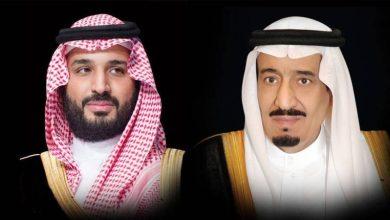 صورة خادم الحرمين وولي العهد يهنئان رئيس جمهورية أذربيجان بذكرى استقلال بلاده  أخبار السعودية