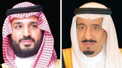 صورة خادم الحرمين وولي العهد يعزيان الرئيس الأمريكي في وفاة كولن باول  أخبار السعودية