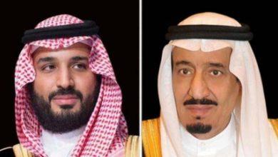 صورة خادم الحرمين الشريفين وولي العهد يهنئان رئيس الوزراء النرويجي  أخبار السعودية