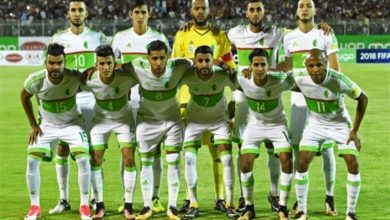 صورة فيفا: إقامة مباراة جيبوتي والجزائر بتصفيات المونديال في مصر